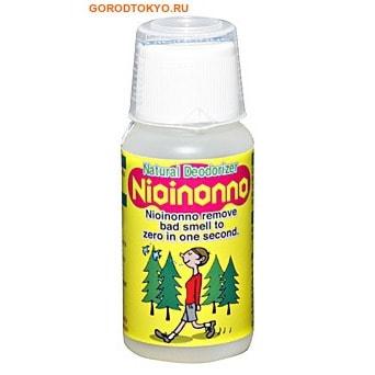 "Flora Co LTD ""Nioinonno - Ниойнонно"" – биологический уничтожитель запаха, 50 мл."