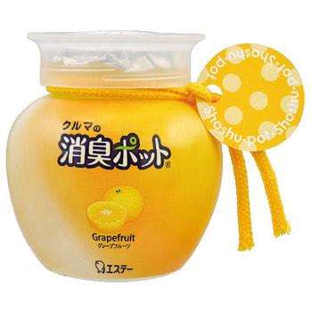 """Фото ST """"Shoushuu Pot"""" Ароматизатор автомобильный с ароматом грейпфрута, 150 гр.. Купить с доставкой"""