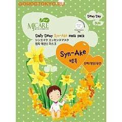 "MIJIN ""MJ Care Daily Dewy Syn-Ake"" Маска тканевая со змеиным ядом, 1 шт."