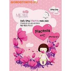 "MIJIN ""MJ Care Daily Dewy Placenta"" Маска тканевая с плацентой, 1 шт."