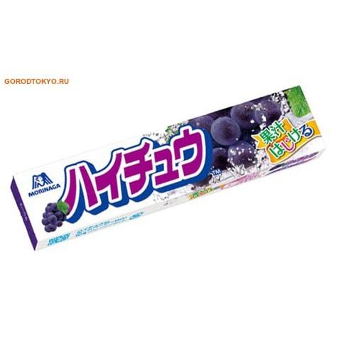"""MORINAGA """"Hi-Chew"""" Жевательные конфеты со вкусом винограда, 12 шт., 36 гр."""