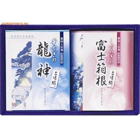 цена на MAX Соль для ванны Горячий источник TSUZURI, с ароматом свежести, 5 пакетиков по 25 гр.
