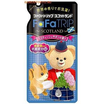 NISSAN Кондиционер для детского белья «FaFa Шотландия» концентрированный, 540 мл., сменная упаковка.