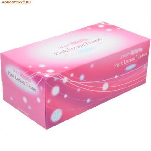 """Kami Shodji """"Ellemoi-Blackberry"""" Бумажные двухслойные гигиенические салфетки для чувствительной кожи, 1 пачка - 180 шт."""