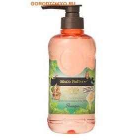 COSME COMPANY AHALO BUTTER Shampoo Premium Sculp Шампунь восстанавливающий с компонентами для ухода за кожей головы, на растительной основе, с тропическими маслами, коллагеном и аминокислотами (безСРЕДСТВА БЕЗ СИЛИКОНА - КЛАСС ПРЕМИУМ!<br>Особенности: растительная моющая основа, без сульфатов, без силикона, 64 увлажняющих компонента. <br> Область применения:  <br><br>Для всех типов волос. <br>Для ухода за проблемной кожей головы (зуд, перхоть, излишняя жирность).<br><br> Живой коллаген, питательные масла, растительные экстракты и аминокислоты придают волосам увлажнение, здоровый блеск и гибкость от корней до самых кончиков, а также борются с излишней жирностью кожи головы, зудом и перхотью. <br> Способ применения: возьмите необходимое количество шампуня на ладонь (1-3 нажатия на дозатор), нанесите на предварительно смоченные водой волосы, вспеньте, помассируйте голову, затем тщательно смойте теплой водой. <br> Состав: вода, кокамидопропилбетаин, кокамид ДЭА, натрия метил кокоил таурат, натрия C14-16 олефинсульфонат, бутиленгликоль, динатрия ЭДТА, ППГ-7, гамма-докосалактон, экстракт клевера, масло асаи, масло мурумуру, натрия аспартат, ацетил тетрапептиды-3, масло ирвингии, аланин, аллантоин, аргановое масло, аргинин, экстракт арники, экстракт алоэ, изостеариновая кислота, изостеароил гидролизованный коллаген, изолейцин, инозинат натрия, экстракт мандарина уншиу, этанол, октилдодеканол, экстракт корней женьшеня, экстракт яснотки, экстракт настурции, экстракт гардении, масло какао, экстракт хурмы, экстракт квиллайи мыльной, гуанилат натрия, лимонная кислота, квартерниум-18, глицин, глицерин, глюкозил гесперидин, глутаминовая кислота, кератин, экстракт лопуха, масло кориандра, экстракт карамболы, масло ши, бис-этоксидигликоль циклогексан 1,4-дикарбоксилат, цистин, экстракт периллы, экстракт имбиря, шелковый порошок, экстракт иголок сосны, экстракт плюща, экстракт цветов бузины, экстракт мяты, экстракт шалфея, керамид 2, серин, экстракт сверции японской, экстракт вишни 