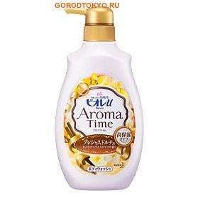 KAO �Biore U - Aroma Time Precious Dolce� ���� ��� ���� � �������� ����������� ������, 500 ��.