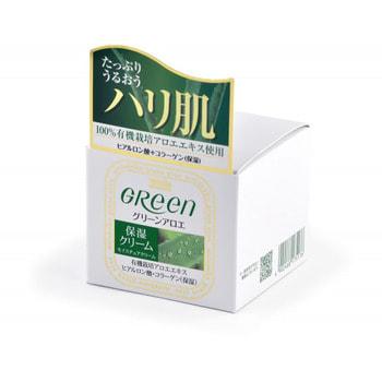 "Meishoku ""Aloe Moisture cream"" Увлажняющий крем для очень сухой кожи лица, 50 гр. (фото)"