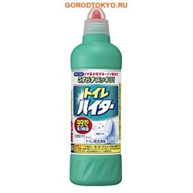 """KAO """"Disinfection Haiter"""" Дезинфицирующее чистящее средство для унитаза, 500 мл. (фото)"""