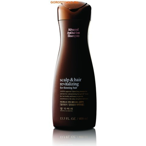 "DOORI COSMETICS ""Advanced Anti-hair Loss Shampoo"" Шампунь против выпадения волос, 400 мл. от GorodTokyo"