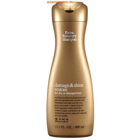 "DOORI COSMETICS ""Extra Recovery Shampoo"" Интенсивно восстанавливающий шампунь, 400 мл."