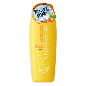 """Meishoku """"After care treatment hard"""" Лосьон для ухода за кожей после удаления и обесцвечивания жёстких волос, 215 мл."""