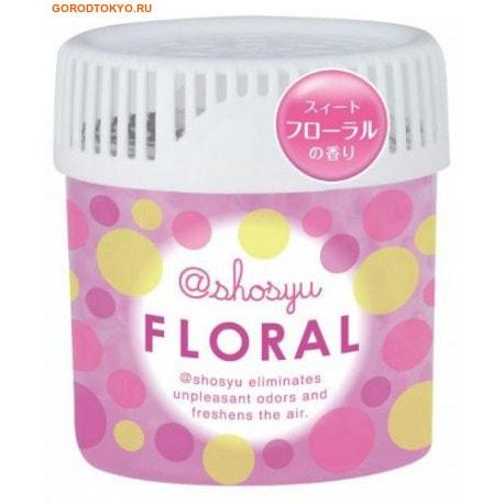 KOKUBO Поглотитель неприятного запаха, с цветочным ароматом, 150 гр.