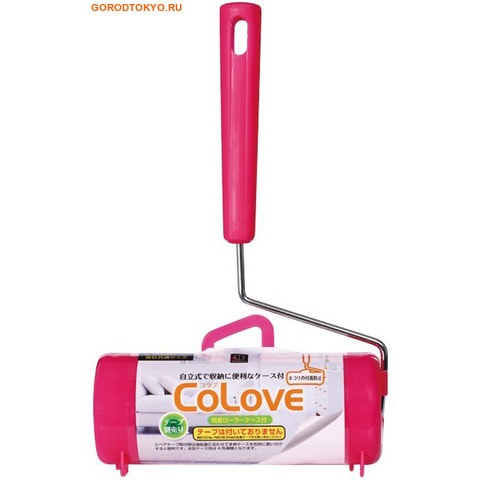 KOKUBO Сменный ролик для липкой ленты, розовый.
