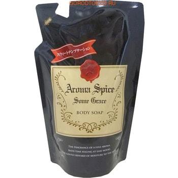 """Eoria """"Sweet Temptation"""" Жидкое мыло для тела с гиалуроновой кислотой, 400 мл."""