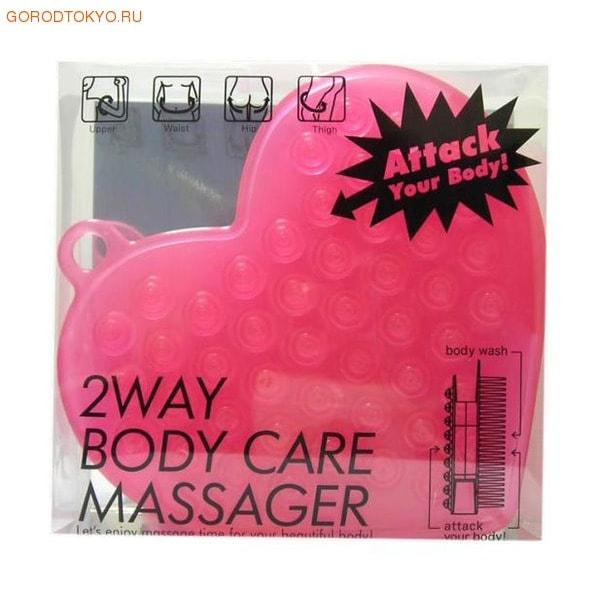 """VESS """"Body Care Massager"""" Двусторонний массажер для очищения и массажа проблемных участков тела."""