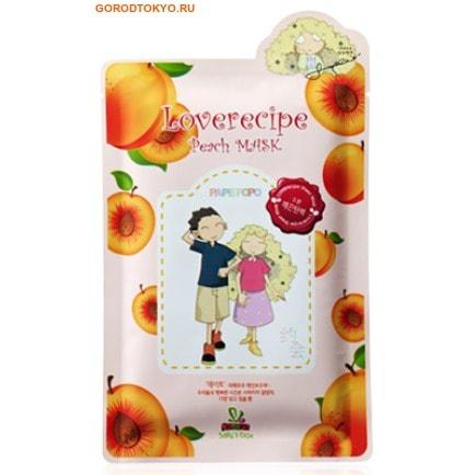 SALLY'S BOX Маска для лица с экстрактом персика.