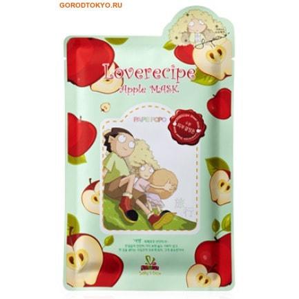 SALLY'S BOX Маска для лица с экстрактом яблока - насыщает кожу витаминами.