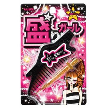 """VESS """"Comb Brush"""" Расческа комбинированная со съемной ручкой"""