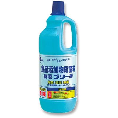 Mitsuei Концентрированное универсальное кухонное моющее и отбеливающее средство - на основе хлора, 1.5 л.