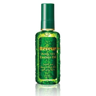 Japan Gateway Масло для волос Reveur Essence Oil - Питание и Восстановление, 100 мл.СРЕДСТВА БЕЗ СИЛИКОНА - КЛАСС ПРЕМИУМ!<br>Японский шелк: масло для волос Reveur Essence Oil <br> Японские масло для волос Reveur Essence Oil, которое возвращает волосам блеск и мягкость и придает эффект японского шелка. <br> Reveur Essence Oil Питание и восстановление содержит комплекс природных масел для эффективного и быстрого восстановления поврежденных участков: масло виноградных косточек, абрикоса, жожоба и мурумуру.  Эти компоненты, наравне с пантенолом, насыщают волосы витаминами и возвращают их поврежденную структуру в здоровое состояние. <br> Специально подобранные экстракты растений восстанавливают кутикулу, не утяжеляя волосы, гидролизированный гороховый белок увлажняет волосы от корней до кончиков. <br> Масло Reveur Essence Oil Питание и восстановление имеет элегантный ароматом восточных цветов и рекомендуется: <br><br>для слабых и тонких волос<br>для непослушных и мягких волос<br>для объема волос<br><br> Масла Reveur легко наносятся и распределяются по волосам, не вызывая неприятного эффекта склеивания. Рекомендуется наносить как на сухие волосы, так и сразу после мытья головы. Максимальный эффект достигается при использовании вместе с шампунями без силикона и кондиционерами Reveur Rich&amp;Repair. <br> Reveur - волосы, струящиеся, как японский шелк! <br> Способ применения: на влажные волосы, слегка просушенные полотенцем, нанести необходимое количество масла (1-2 нажатия помпы) и распределить по длине пальцами. Остатки средства втереть в кончики волос. <br> В случае нанесения на сухие волосы, следует сократить количество масла. <br> Состав: циклопентасилоксан, масло из рисовых отрубей, алкил бензойной кислоты (С12-15), стеарамид этил диэтониум сакцинол гидролизированный белок гороха, масло из виноградных косточек, абрикосовое масло, масло семян бурачника, масло жожоба, масло мурумуру, пантенол, три (каприловой кислоты / каприновой кислоты) глицерина, &amp;gamma;- докоза