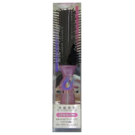 VESS Mineralion Brush / Щетка массажная для сухих, ослабленных волос с минералами горных пород