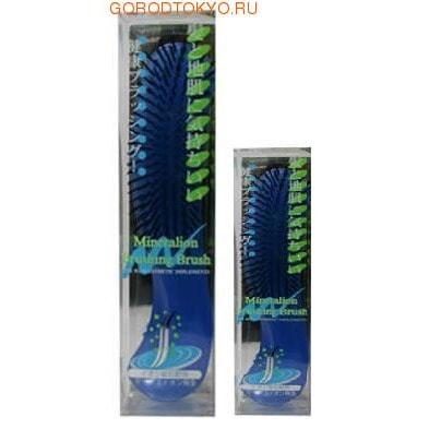 VESS Mineralion Brush / Щетка массажная для сухих,ослабленных волос с минералами горных пород