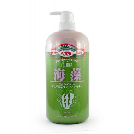 DIME Professional Amino Seaweed EX Conditioner Кондиционер-экстра для повреждённых волос, с аминокислотами морских водорослей, 1000 мл.ДЛЯ ОКРАШЕННЫХ И ПОВРЕЖДЁННЫХ ВОЛОС<br>Кондиционер прекрасно подходит для ухода за поврежденными и сухими волосами.  Мягко очищает волосы, увлажняет и придает им гладкость.  Входящие в состав кондиционера аминокислоты, полученные из морских водорослей, - это энергетически богатые вещества, оживляющие обменные процессы в коже головы, которые содержат: <br><br>витамины Е и С, обеспечивающие антиоксидантный эффект; <br>полисахариды, обладающие влагосберегающими свойствами; <br>линолевую кислоту, которая возвращает волосам первозданную красоту, блеск и мягкость. <br><br>Благодаря содержанию аминокислотных масел кондиционер повышает способность волос удерживать влагу, защищает волосы от воздействия УФ-лучей, предотвращает вымывание цвета.  Обладает свежим мускатным ароматом зеленых цветов.     Способ применения: нанесите на чистые волосы, распределите, промойте теплой водой.     Состав: вода, натрия глутамат, лимонная кислота, глицерин, кокамидопропилбетаин, натрия хлорид, медный комплекс хлорофиллина, цетанол, стеартримониум хлорид,бегетримониум хлорид, пропилпарабен, гидролизированный кератин, BG, циклометикон, диметикон, экстракт водорослей, метилпарабен, отдушка.<br>