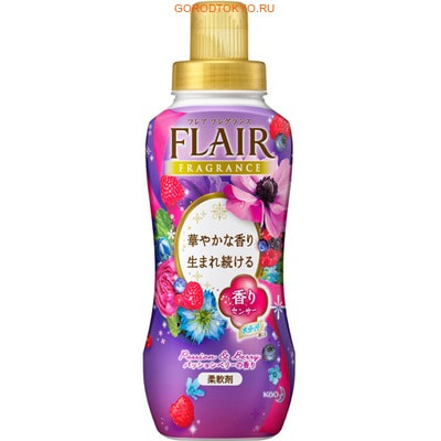 "KAO ""Flair Fragrance"" ����������� ��� ����� � ����������������� ��������, � �������� ������ ����, 570 ��."
