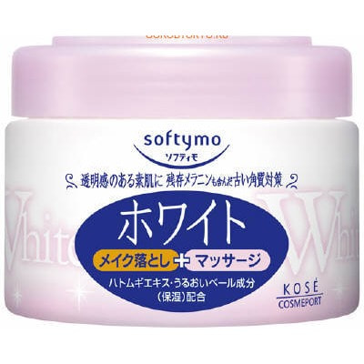 "KOSE Cosmeport ""Softymo White"" ��������� ���� ��� ���� � ��������� ������ � ��������, 300 �."