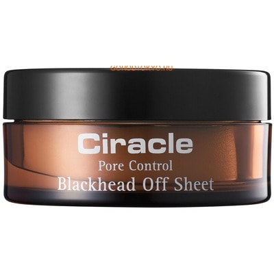 """Ciracle """"Pore Control"""" Салфетки для удаления чёрных точек, 30 шт."""