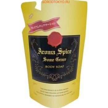 """ROCKET SOAP """"Premium Temptation"""" Жидкое мыло для тела с гиалуроновой кислотой, 400 мл."""