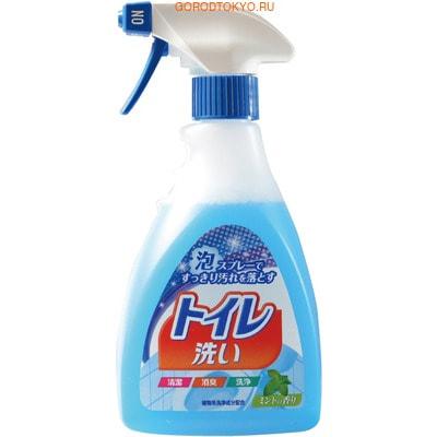"""NIPPON DETERGENT """"Foam spray toilet Wash"""" Чистящая спрей-пена для туалета, 400 мл."""