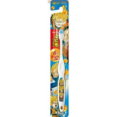 "LION ""Clinica Kid's Brush"" Зубная щётка для детей от 6 до 12 лет."