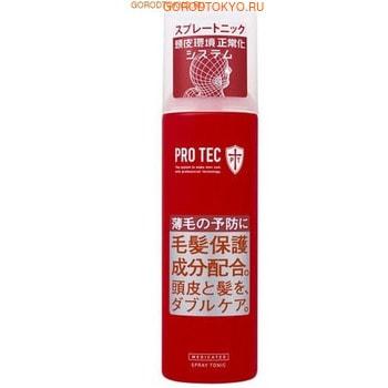 """LION """"Pro Tec"""" Спрей-тоник для мужских волос c экстрактом морских водорослей, 150 г."""