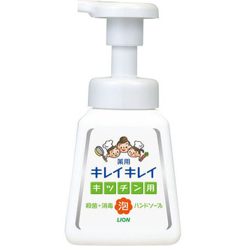 """Lion """"KireiKirei"""" Кухонное антибактериальное мыло-пенка для рук, с маслом цитрусовых, 230 мл. (фото)"""