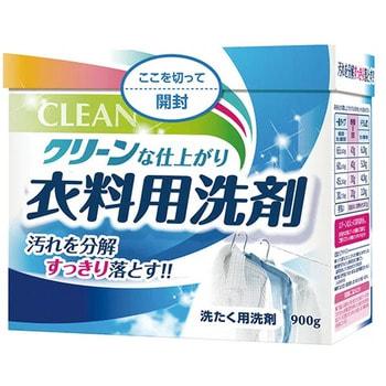"""Daiichi """"Funs Clean"""" Порошок стиральный с ферментом яичного белка для полного устранения пятен, 900 гр. (фото)"""