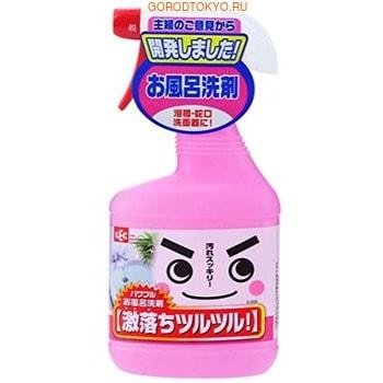 LEC Моющее пенящееся средство для ванны с дезинфицирующим эффектом, спрей, 520 мл.Для ванны<br>Средство предназначено для уборки в ванной комнате. Вас приятно удивит его эффективность и легкость в использовании.  Моющая пенка  мгновенно очищает и дезинфицирует ванну, пол и стены, удаляет грязь и мыльный налет с кафельной плитки, придает сияющий блеск аксессуарам и сантехнике.  Благодаря инновационной формуле на основе щелочной воды с отрицательно заряженными ионами средство превосходно справляется даже с трудновыводимыми загрязнениями, в том числе с известковым налетом.  Способ применения: поверните наконечник пульверизатора в положение ON, распылите средство на загрязненную поверхность (шесть распылений на 1 кв.м), затем протрите  мягкой тканью или салфеткой.  В случае сильных загрязнений рекомендуется подождать после нанесения 30 секунд. После использования поверните наконечник в положение OFF.  Состав: поверхностно-активное вещество (1,6%, жирные кислоты амид пропил бетаин), растворители, щелочные агенты.<br>