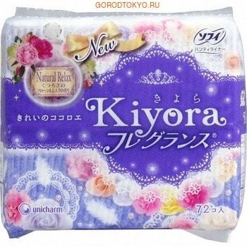 "Unicharm ""Sofy Kiyora Natural Relax"" ���������� ������������� ��������� � �������� ���������� �������, 72 ��."