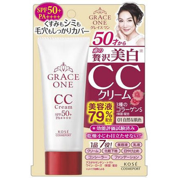 "KOSE Cosmeport ""Grace One"" ����������� ��-���� ��� ���� � ������������ �������� � ����������, ��� ���� ����� 50 ���, UV SPF50 +, 50"