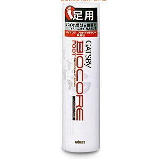 MANDOM Gatsby Дезодорант-антиперспирант с тальком для ног, без запаха, 130 гр.Дезодоранты-антиперспиранты<br>Предотвращает потливость ног и появление неприятного запаха. Содержит адсорбирующую пудру, антибактериальные и охлаждающие компоненты (изопропилметилфенол, ментол).  Состав: дезодорирующие компоненты растительного происхождения, антибактериальный омпонент, парфюмерная отдушка, этанол.<br>