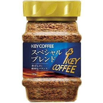 Key Coffee Кофе растворимый, сублимированный, насыщенный, 90 г.