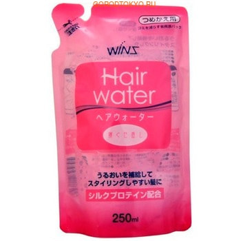 NIHON Detergent Wins hair mist styling agent Жидкость для укладки волос, 250 мл.