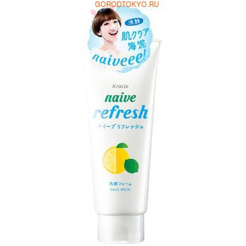 "KRACIE ""Naive Refresh"" ��������� ����� ��� ���� � ������� ����, � �������� ���������� � �����, 130 �."