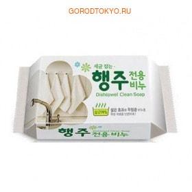 MUKUNGHWA Soki Мыло для стирки кухонного текстиля и уборки поверхностей, 150 гр.Мыло для стирки<br>Мыло отлично справляется с бактериями, жировыми и пищевыми загрязнениями и неприятными запахами на кухонных полотенцах, тряпках, прихватках, фартуках и обеспечивает эффект кипячения (стериллизацию).  Может применяться для мытья и обработки кухонных поверхностей - разделочных досок (после рыбы, мяса), пластиковых поверхностей, клеёнок, полок в холодильнике и шкафах, микроволновых печей.  Требует протирания чистой водой после обработки.  Не содержит флуоресцентных отбеливателей.<br>
