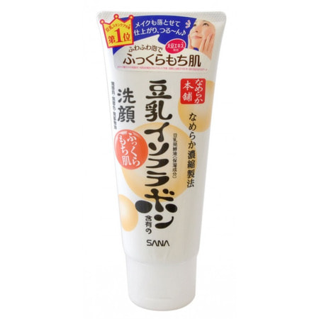 SANA �Soy Milk Moisture Cleansing Wash� ����� ��� �������� � ������ ������� ����������� � ������������ ���, 150 �.