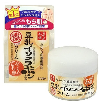 SANA �Soy Milk Night Cream� ���� ������ ����������� � ������������ ���, 50 �.