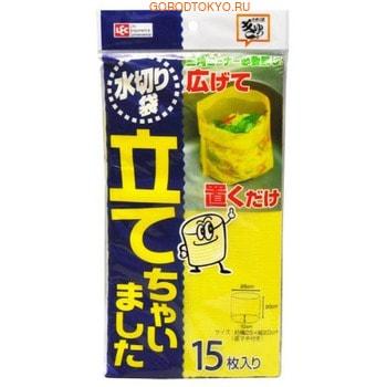 Фото LEC Сетка-мешок для мойки под пищевые отходы, объём 600 мл, 15 шт.. Купить с доставкой