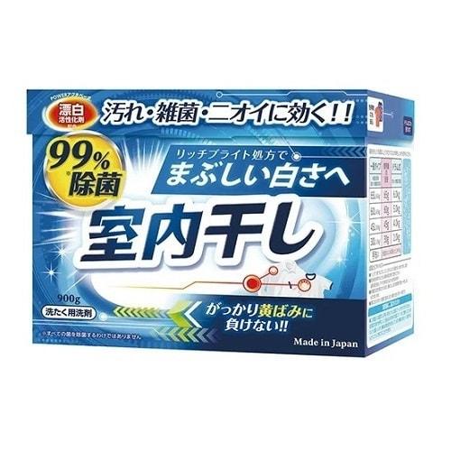 DAIICHI Стиральный порошок «Сушка в помещении» с антибактериальным и дезодорирующим эффектом, хлорсодержащий, 900 г.