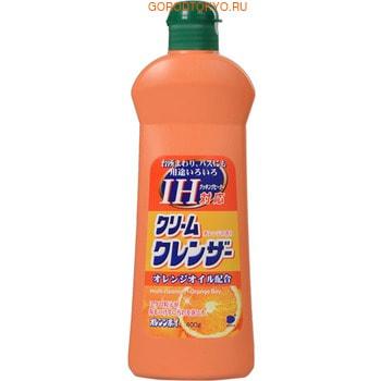 """Daiichi """"Orange Boy"""" Универсальное чистящее средство для различных кухонных поверхностей (подходит для индукционных плит), 400 г."""