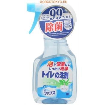 DAIICHI «Funs» Пенящееся моющее средство для туалета с дезинфицирующим эффектом, с освежающим мятным ароматом , 400 мл.